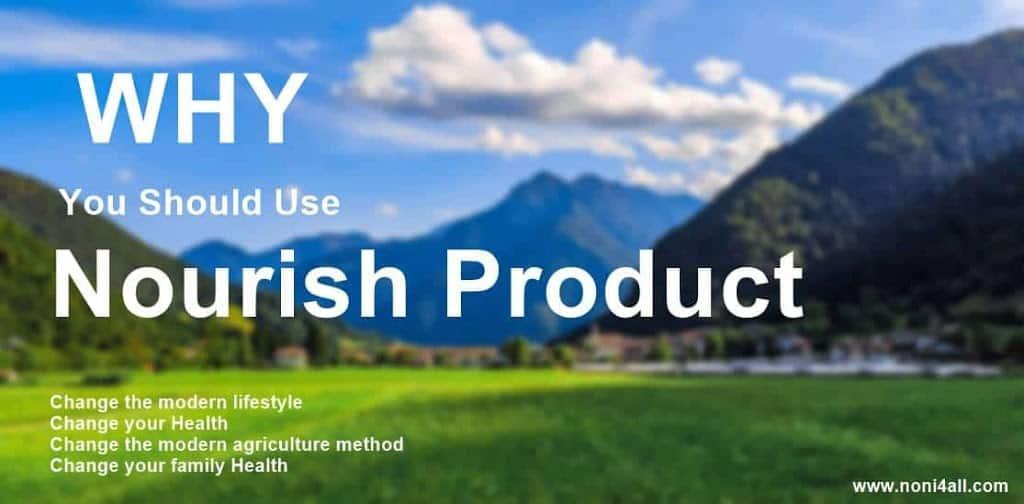nourish product