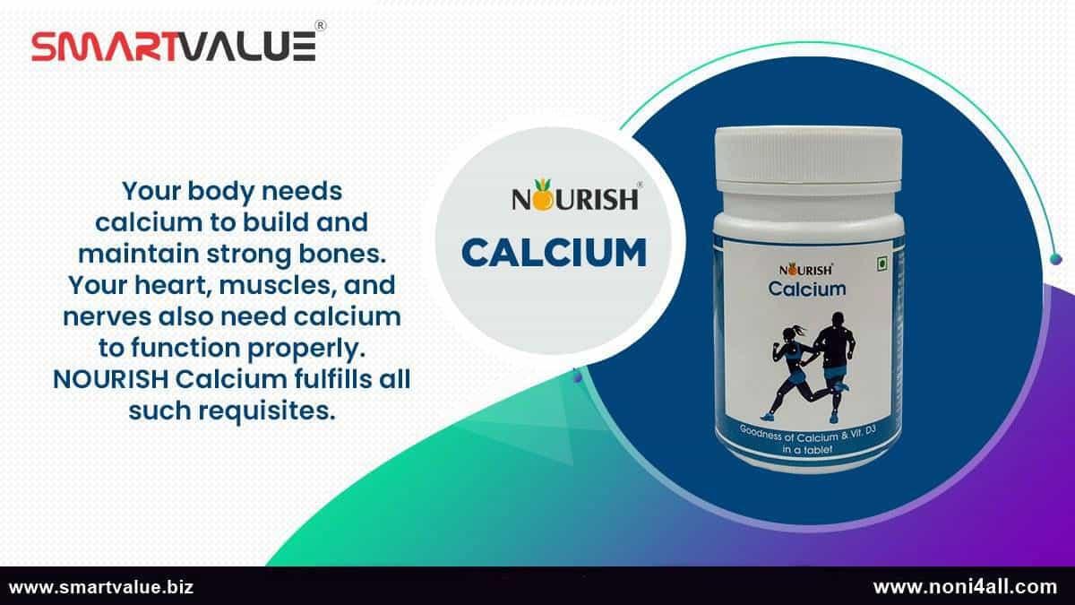 Nourish Calcium