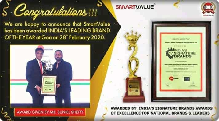 India's Leading Brand of the Year