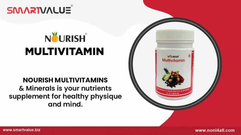 Nourish Multivitamin