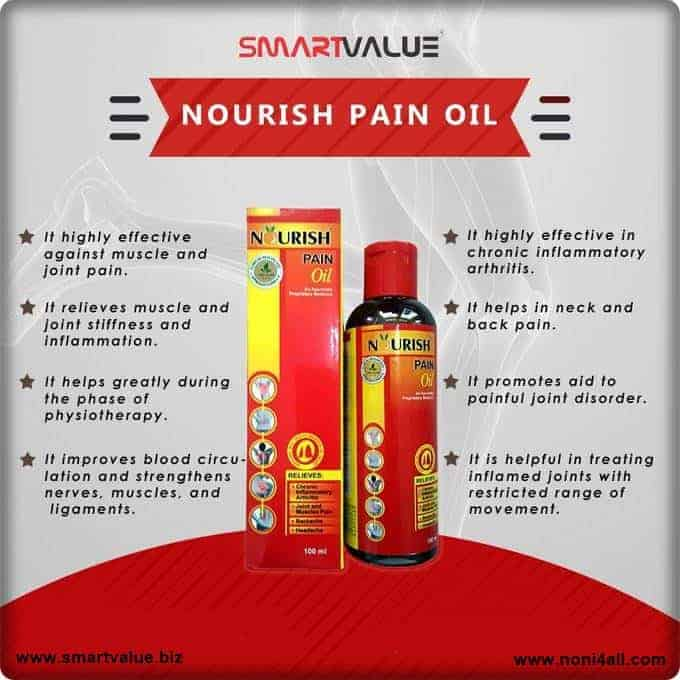 Nourish Pain Oil