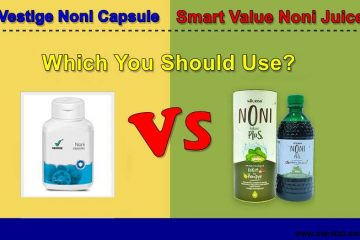 Smart Value Noni vs Vestige Noni