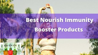 Nourish Immunity Booster Products