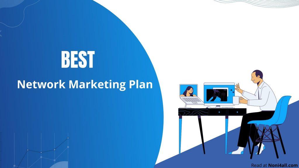 network marketing plan