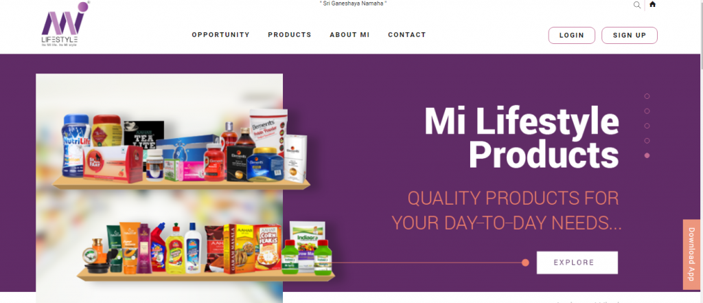 Mi Lifestyle Marketing Global Private Ltd