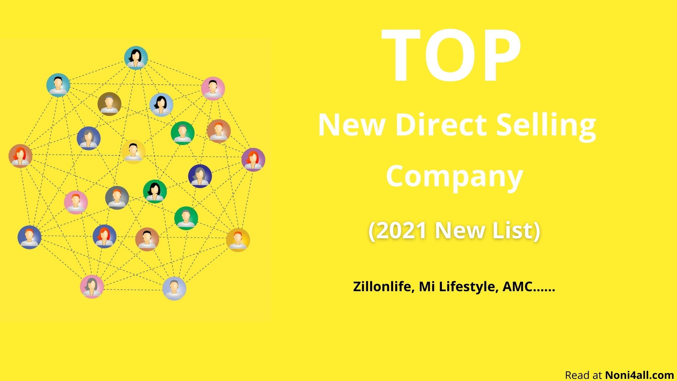 New Direct Selling Company