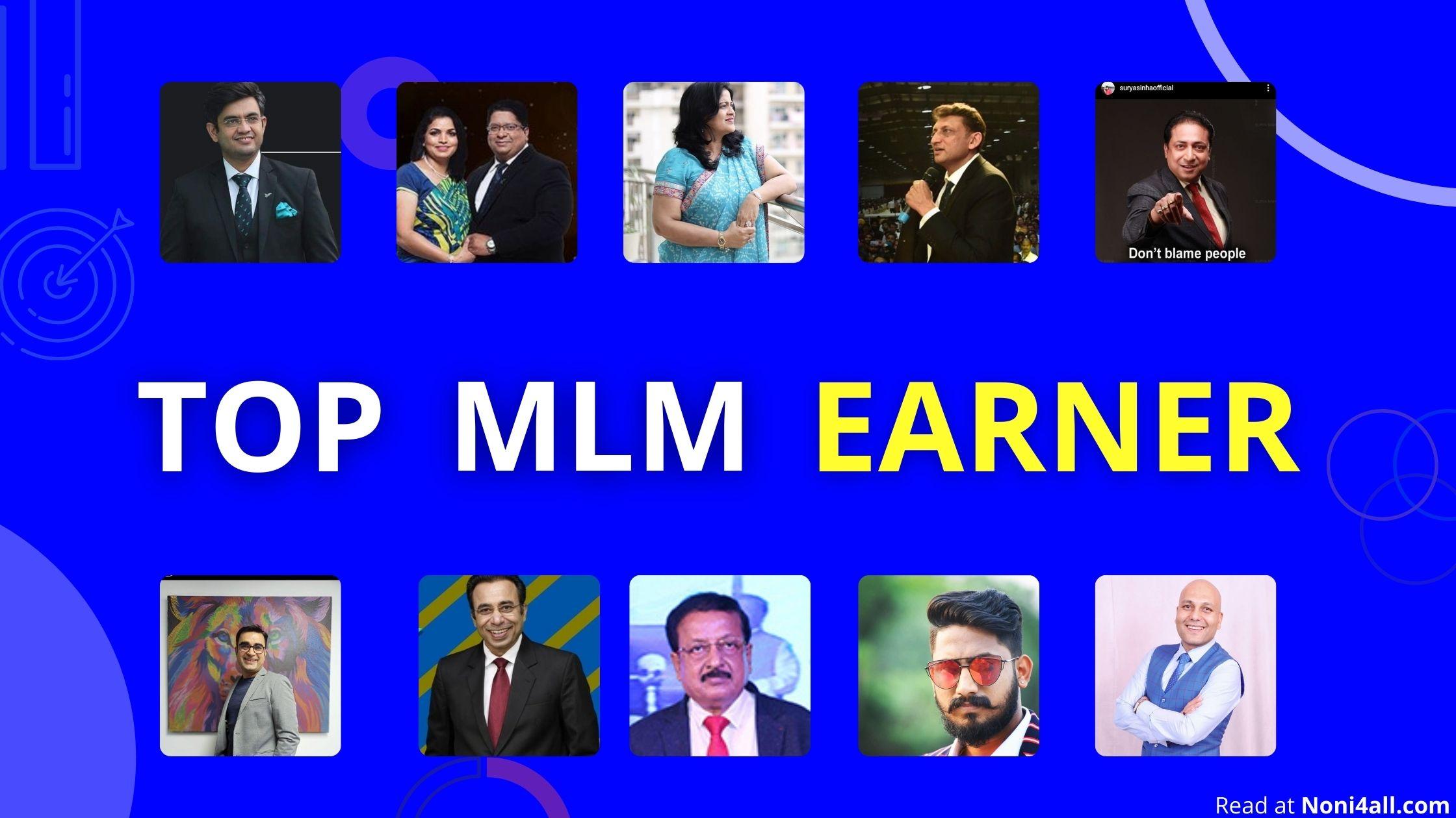 Top MLM Earner