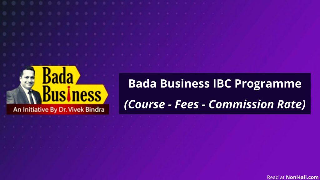 Bada Business IBC