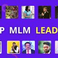 top mlm leaders in india