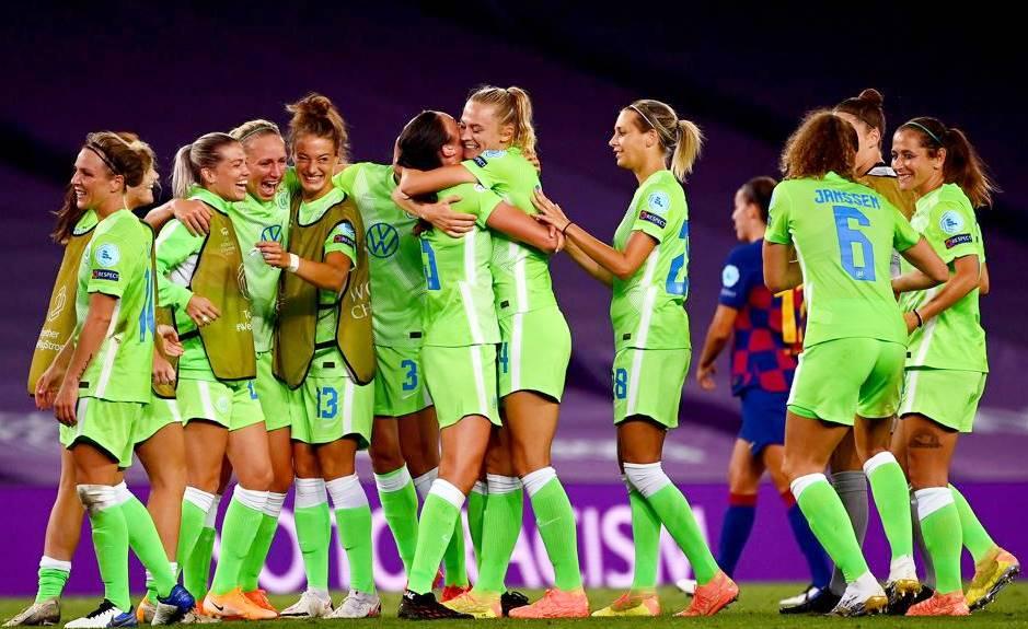 DoTERRA Signs Multi-Year Partnership With VFL Wolfsburg Women's Soccer Club