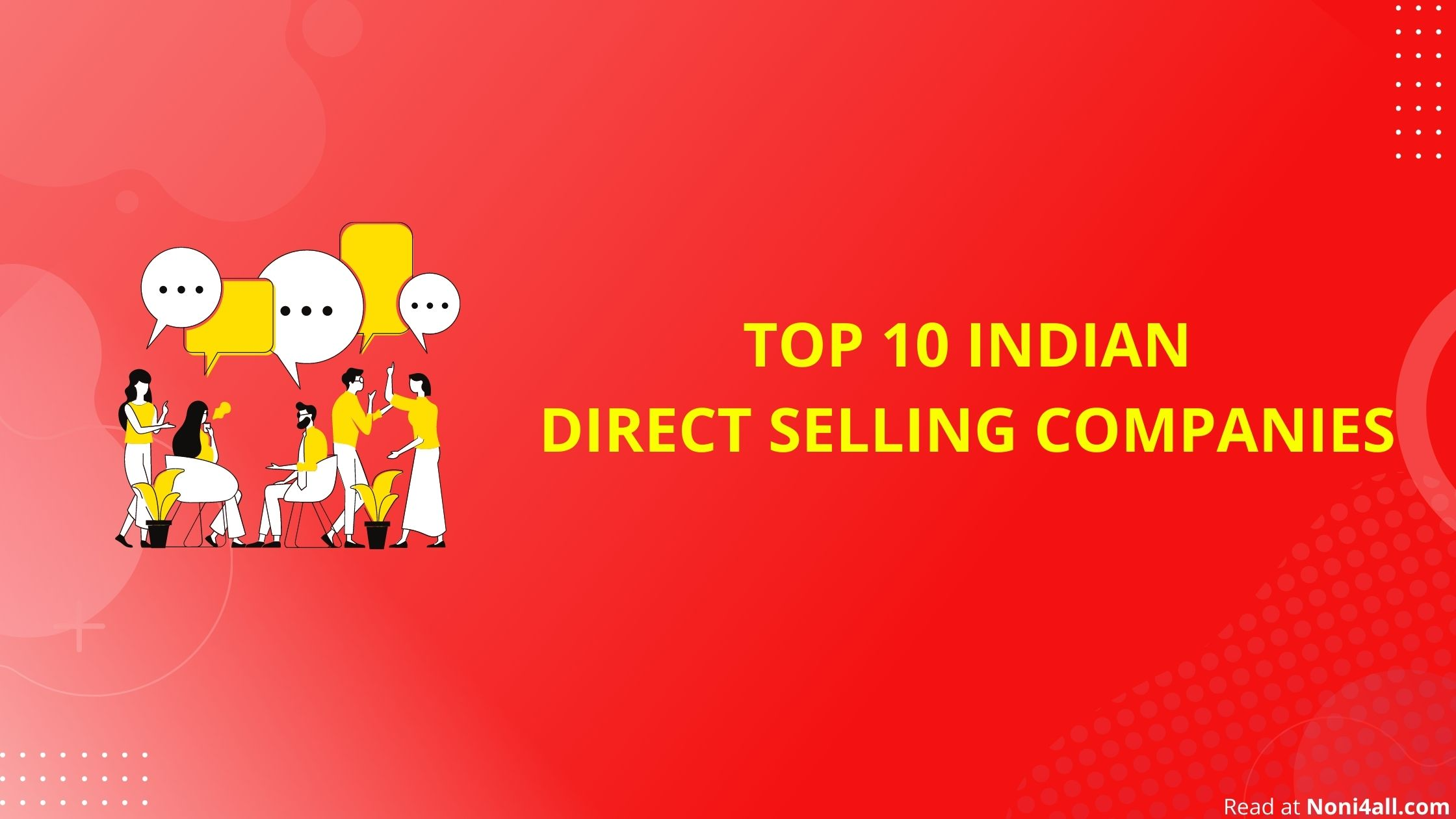 India's Top 10 Direct Selling Company