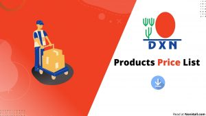 DXN Product Price List