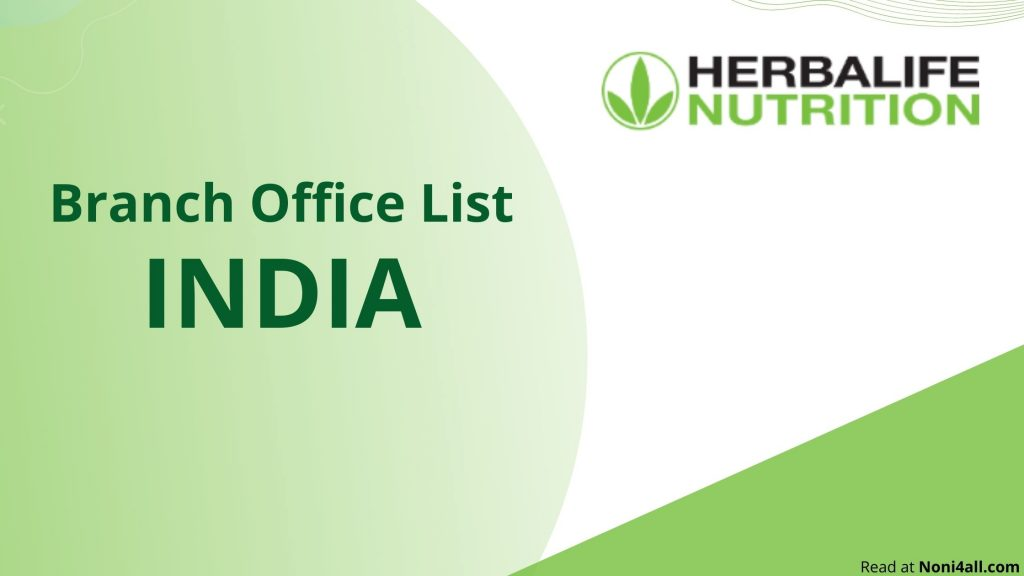 Herbalife Nutrition Branch Office